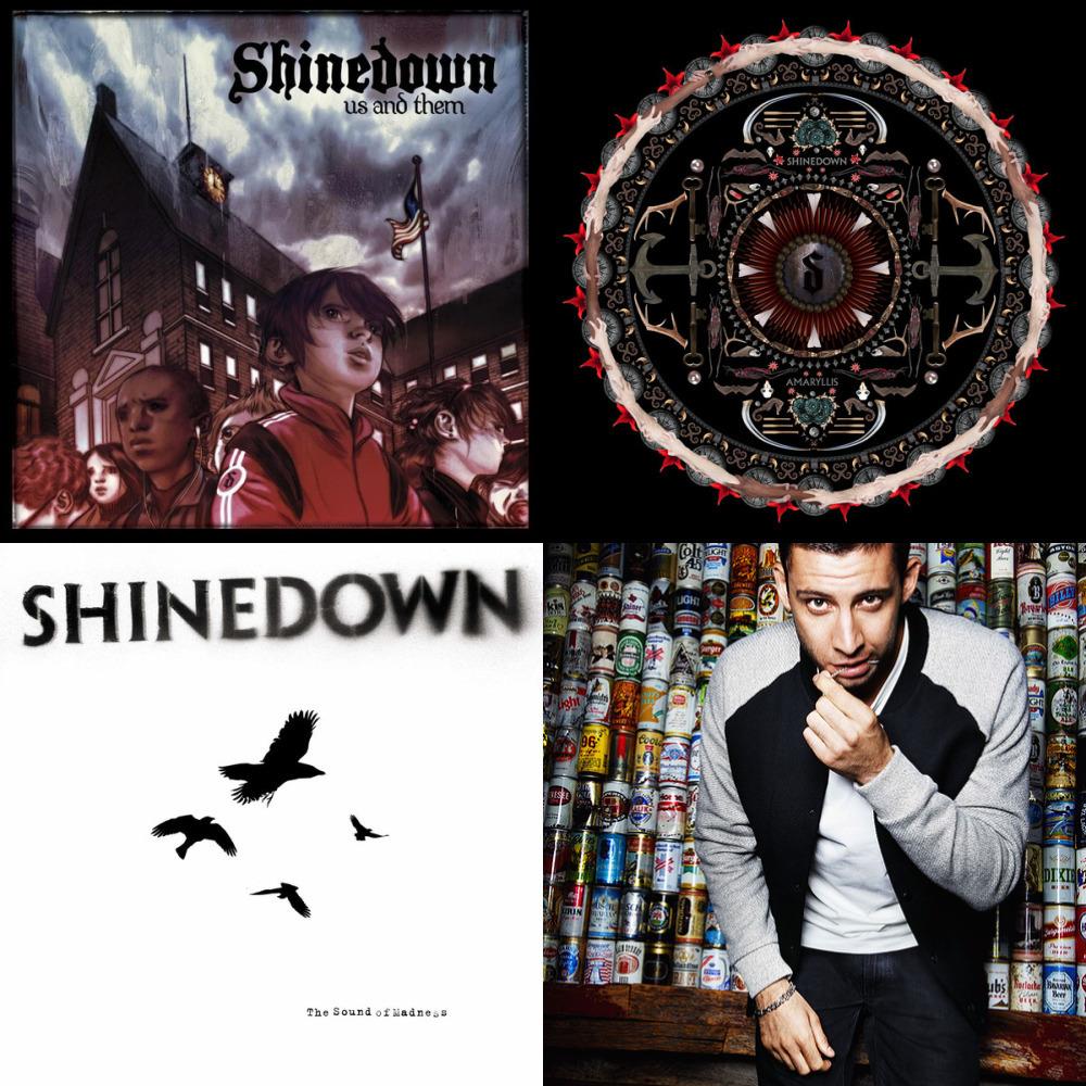 Shinedown (из ВКонтакте)