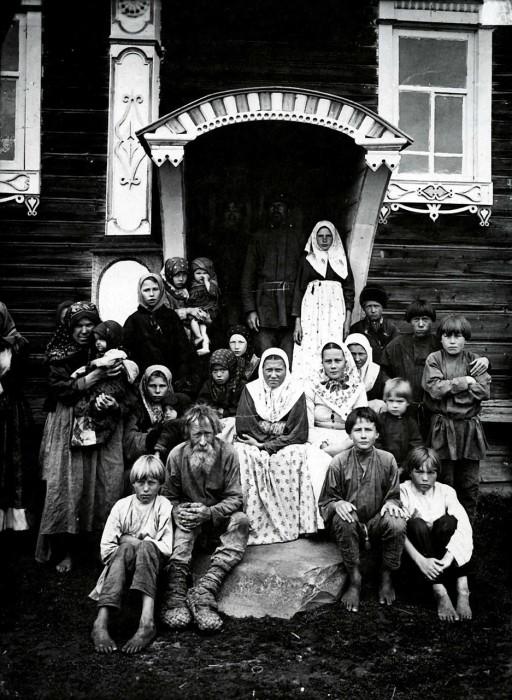Старообрядцы. Деревня Кузнецово Семеновского уезда./Фото: img-fotki.yandex.ru