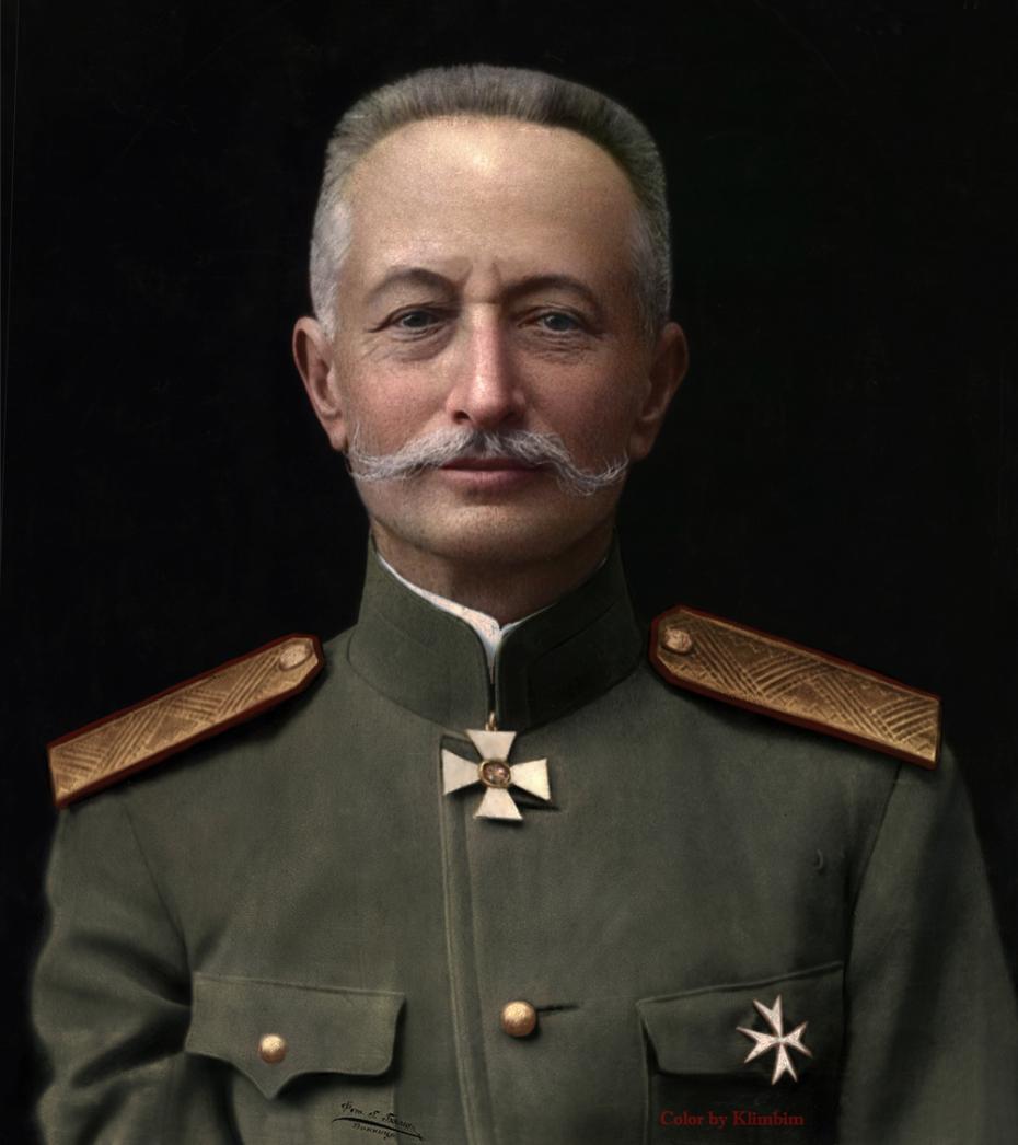 Биография генерала Брусилова