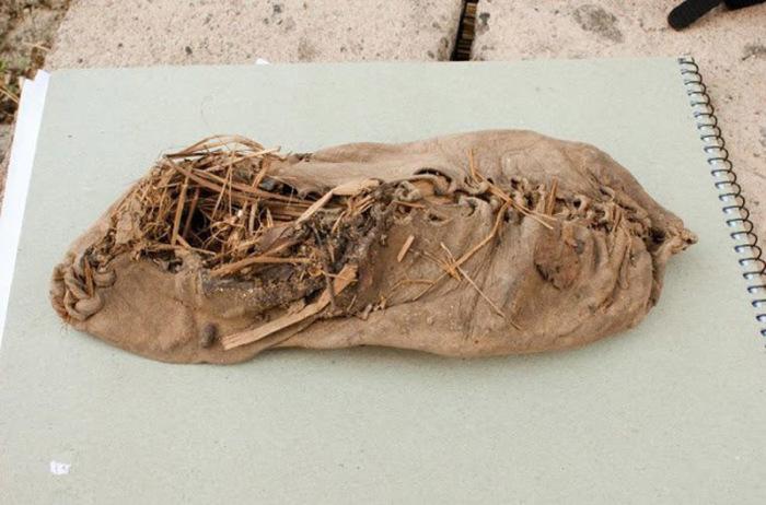 Туфли из Армении возрастом в 5,5 тысяч лет – самая древняя кожаная обувь